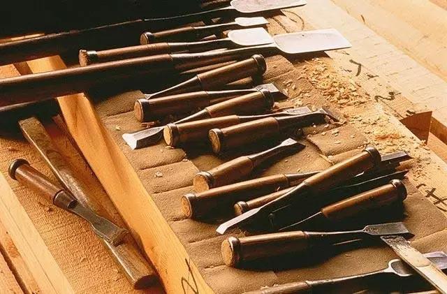 中国传统木工工具