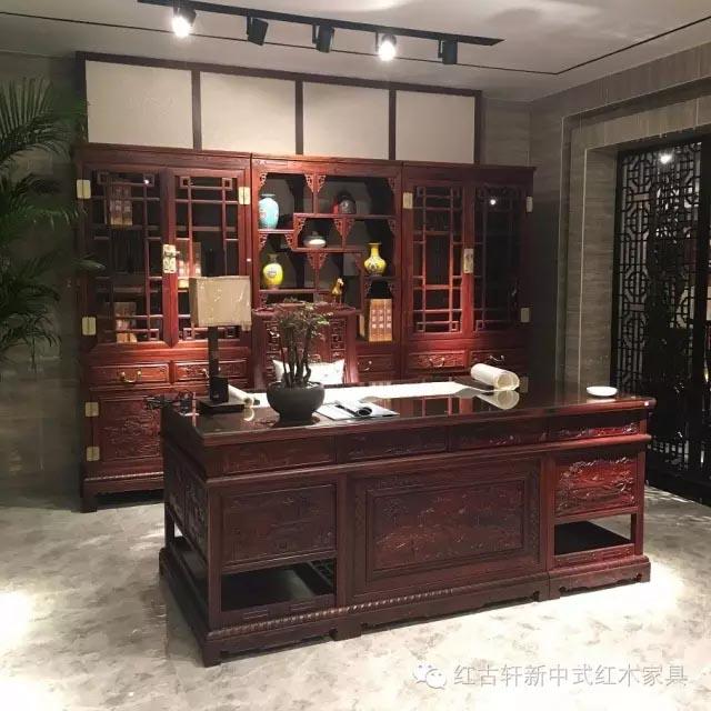 赶紧看!-新中式红木家具|红木